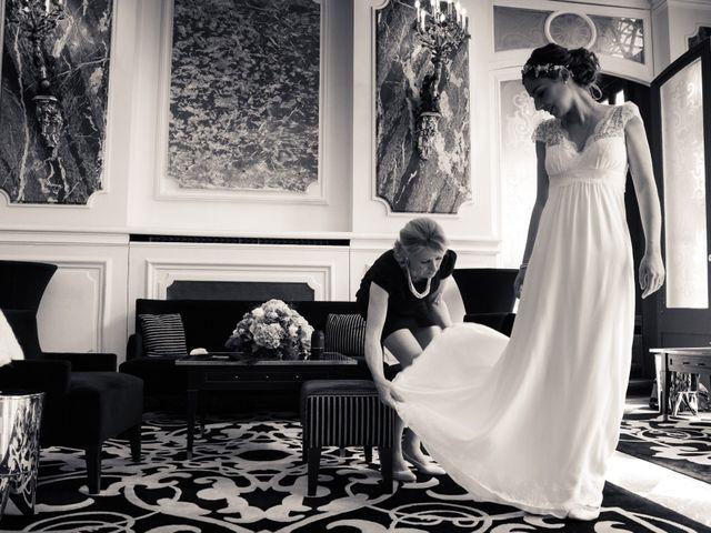 Le mariage de Edouard et Juliette à Paris, Paris 9