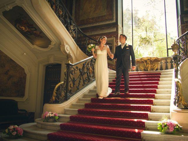 Le mariage de Edouard et Juliette à Paris, Paris 10