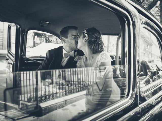 Le mariage de Edouard et Juliette à Paris, Paris 12