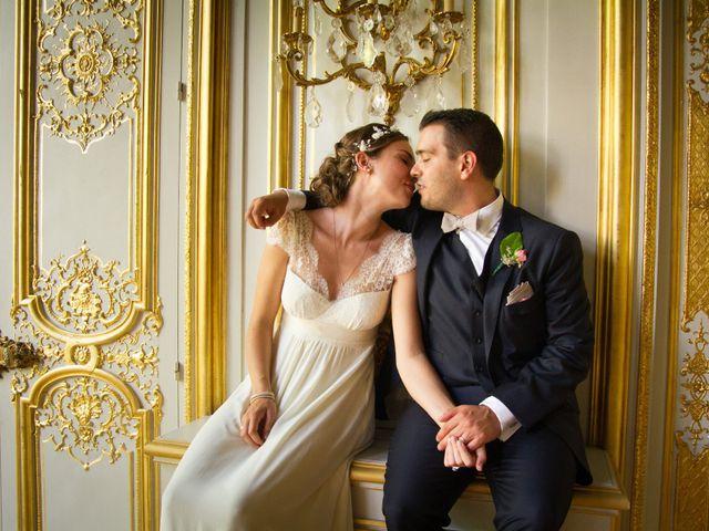 Le mariage de Edouard et Juliette à Paris, Paris 15