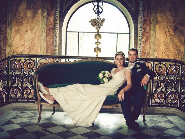 Le mariage de Edouard et Juliette à Paris, Paris 16