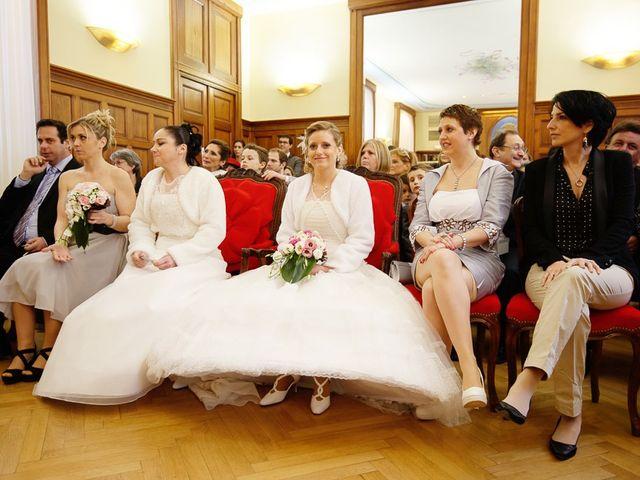 Le mariage de Samantha et Johanne à Nice, Alpes-Maritimes 8