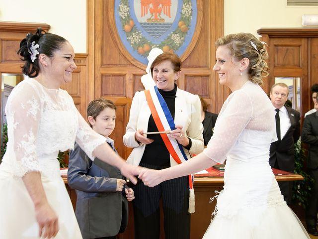 Le mariage de Samantha et Johanne à Nice, Alpes-Maritimes 9