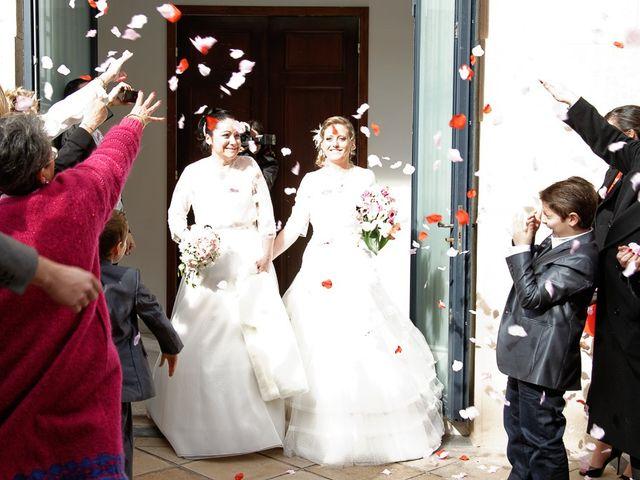 Le mariage de Samantha et Johanne à Nice, Alpes-Maritimes 10