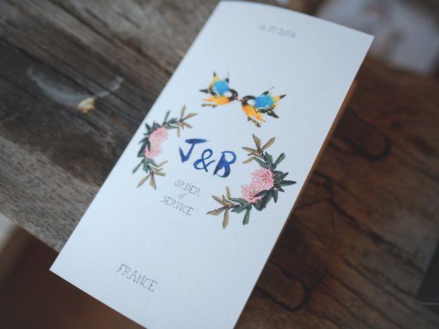 Le mariage de John et Becca à Saint-Quentin-la-Tour, Ariège 2