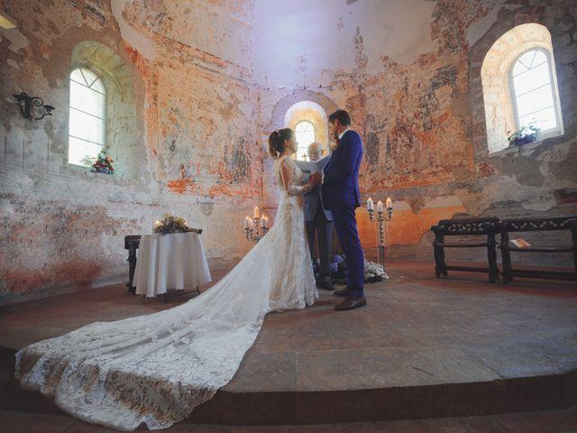 Le mariage de John et Becca à Saint-Quentin-la-Tour, Ariège 15