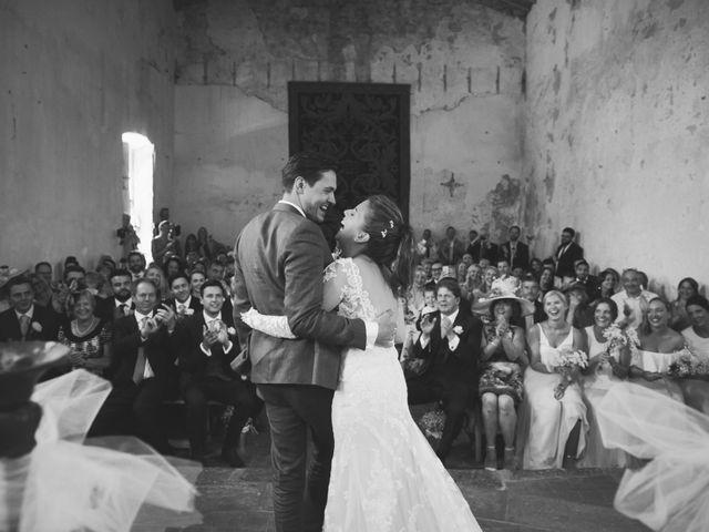 Le mariage de John et Becca à Saint-Quentin-la-Tour, Ariège 16