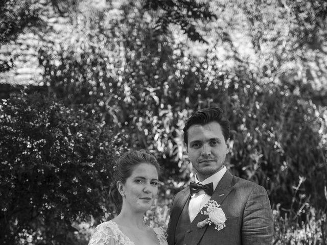 Le mariage de John et Becca à Saint-Quentin-la-Tour, Ariège 17