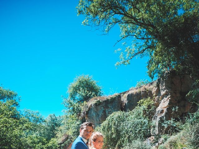 Le mariage de John et Becca à Saint-Quentin-la-Tour, Ariège 18