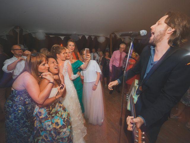 Le mariage de John et Becca à Saint-Quentin-la-Tour, Ariège 23