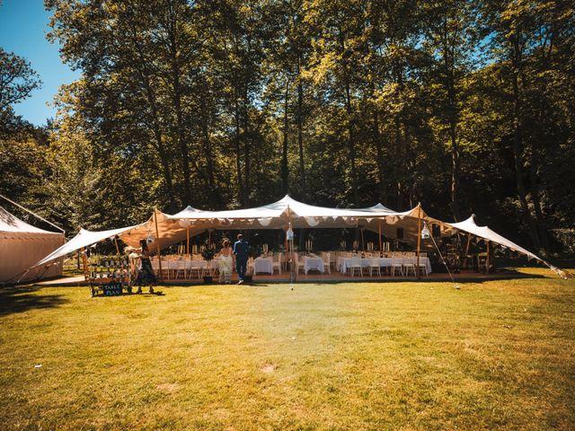 Le mariage de John et Becca à Saint-Quentin-la-Tour, Ariège 27