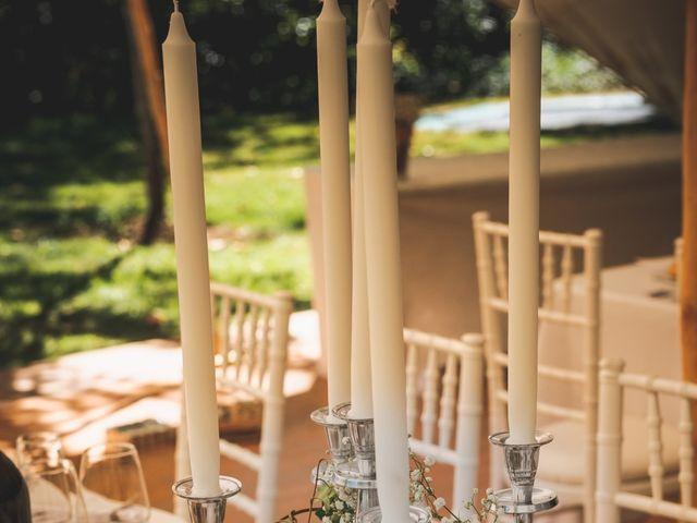 Le mariage de John et Becca à Saint-Quentin-la-Tour, Ariège 30