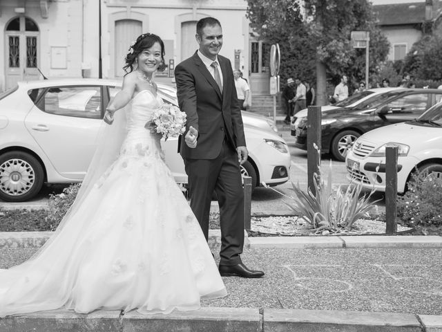 Le mariage de Mattéo et Yanquing à Aix-les-Bains, Savoie 4
