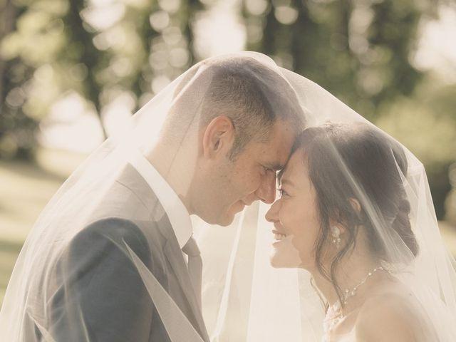Le mariage de Mattéo et Yanquing à Aix-les-Bains, Savoie 6