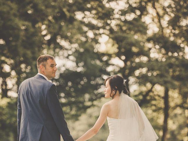Le mariage de Mattéo et Yanquing à Aix-les-Bains, Savoie 7
