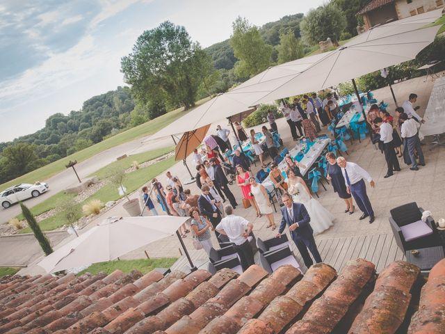 Le mariage de Mattéo et Yanquing à Aix-les-Bains, Savoie 15