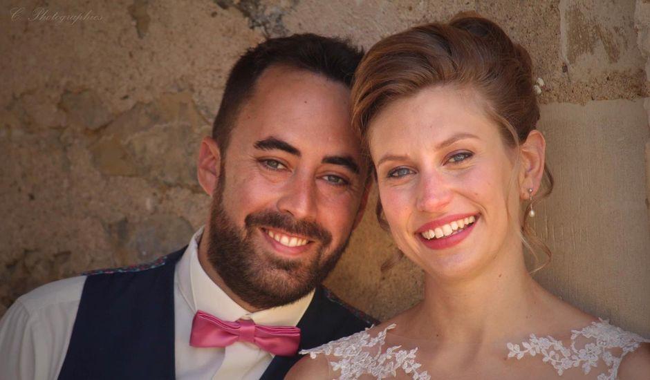 Le mariage de Sandra et Brice à Quinçay, Vienne