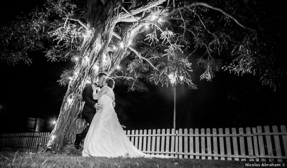Le mariage de Thomas et Tracy à Toussus-le-Noble, Yvelines