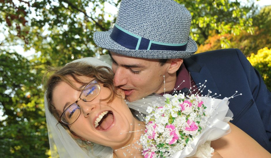 Le mariage de Cyril et Marie à Seyssuel, Isère