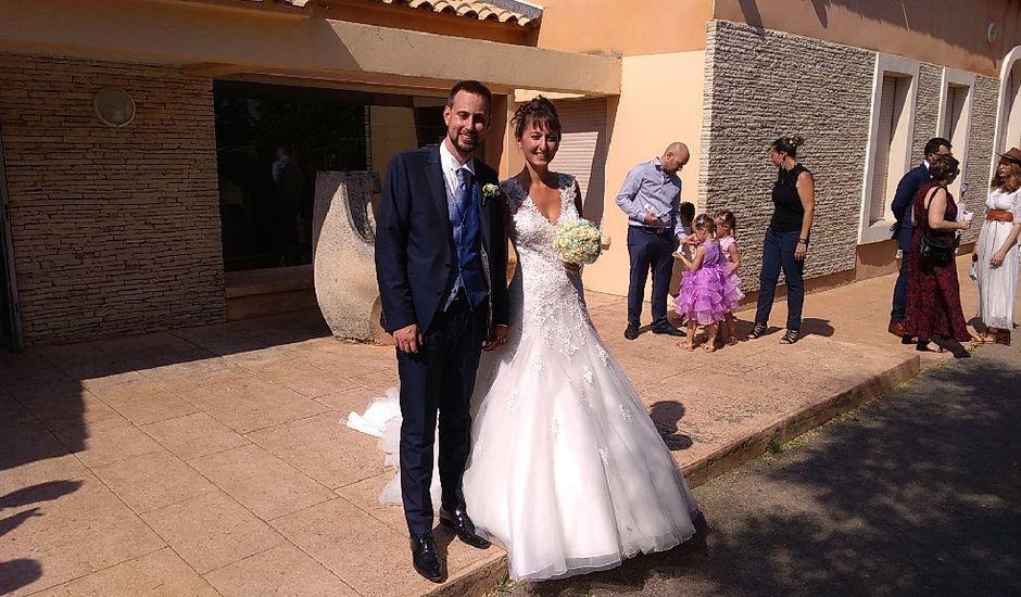Le mariage de Florian et Charline à Nîmes, Gard
