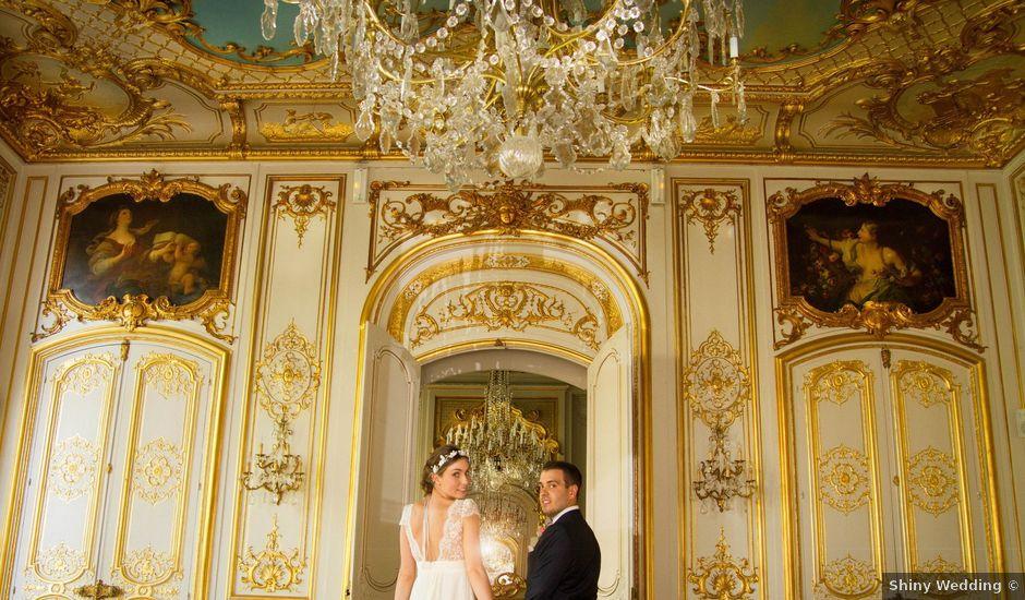 Le mariage de Edouard et Juliette à Paris, Paris