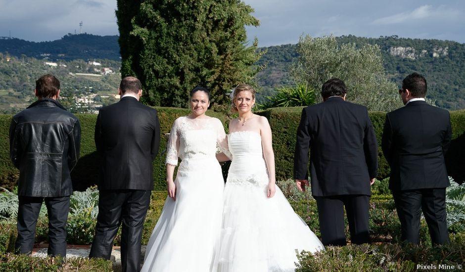 Le mariage de Samantha et Johanne à Nice, Alpes-Maritimes