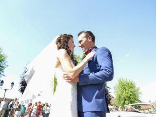 Le mariage de Emilie et Charly 1