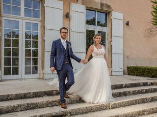 Le mariage de Cynthia et Romain 1