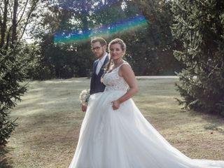 Le mariage de Cynthia et Romain
