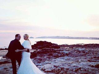 Le mariage de Delphine et Romain