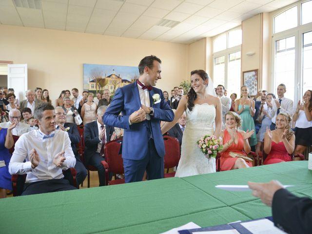 Le mariage de Charly et Emilie à Les Bréviaires, Yvelines 1