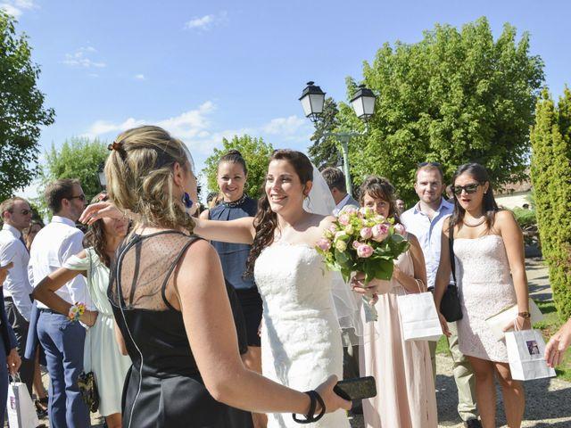 Le mariage de Charly et Emilie à Les Bréviaires, Yvelines 2