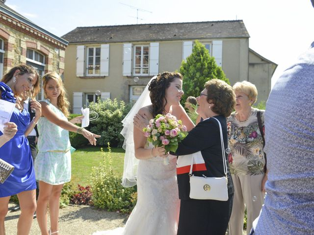 Le mariage de Charly et Emilie à Les Bréviaires, Yvelines 4