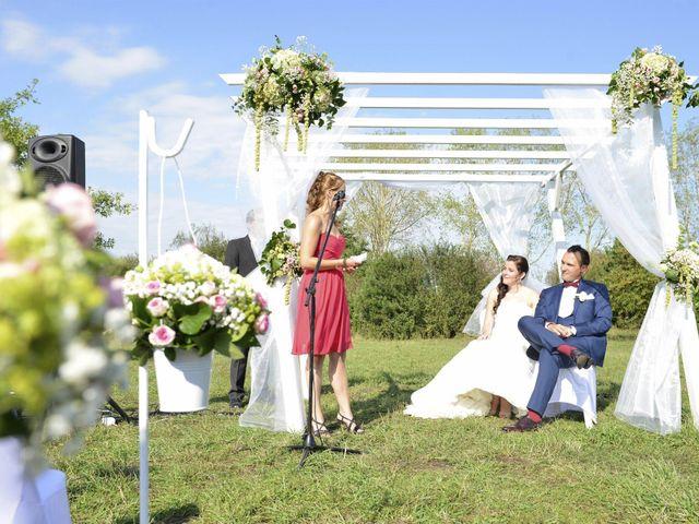 Le mariage de Charly et Emilie à Les Bréviaires, Yvelines 7