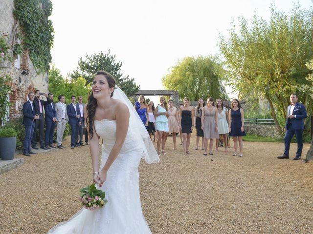 Le mariage de Charly et Emilie à Les Bréviaires, Yvelines 13