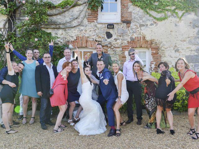 Le mariage de Charly et Emilie à Les Bréviaires, Yvelines 15