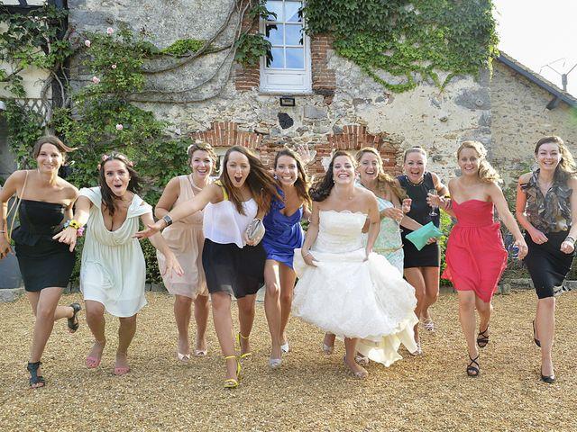 Le mariage de Charly et Emilie à Les Bréviaires, Yvelines 17