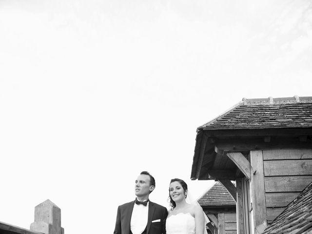 Le mariage de Charly et Emilie à Les Bréviaires, Yvelines 19