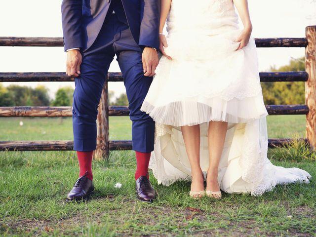 Le mariage de Charly et Emilie à Les Bréviaires, Yvelines 23