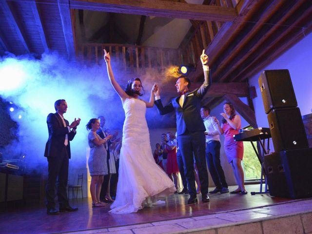 Le mariage de Charly et Emilie à Les Bréviaires, Yvelines 25