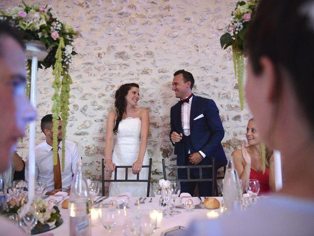 Le mariage de Charly et Emilie à Les Bréviaires, Yvelines 26