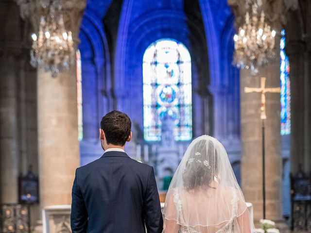 Le mariage de Alexandre et Hélène à Villennes-sur-Seine, Yvelines 16