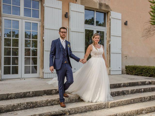 Le mariage de Romain et Cynthia à Maubec, Isère 2