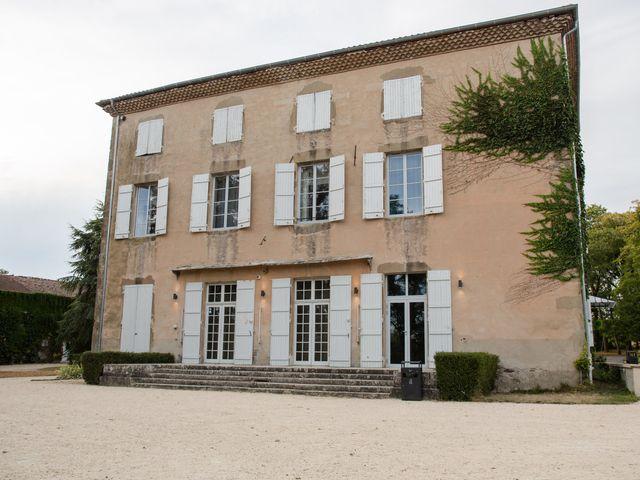 Le mariage de Romain et Cynthia à Maubec, Isère 19