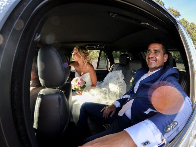 Le mariage de Sebastien et Tressy à Palavas-les-Flots, Hérault 1