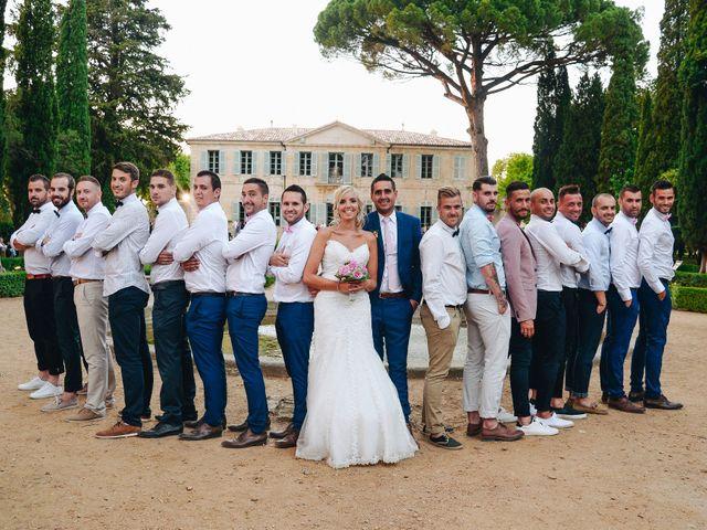 Le mariage de Sebastien et Tressy à Palavas-les-Flots, Hérault 33
