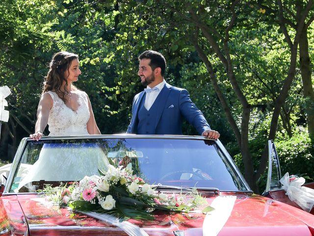 Le mariage de Nadine et Mahmoud