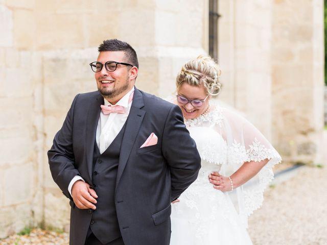 Le mariage de Adrien et Elodie à Anserville, Oise 4
