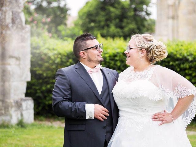 Le mariage de Adrien et Elodie à Anserville, Oise 6