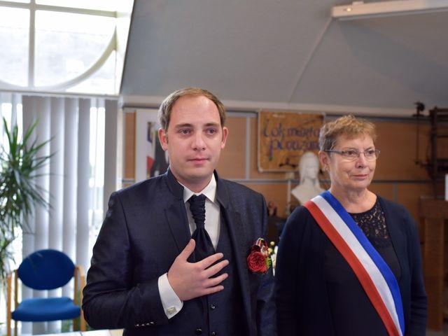 Le mariage de Romain et Delphine à Locmaria-Plouzané, Finistère 8